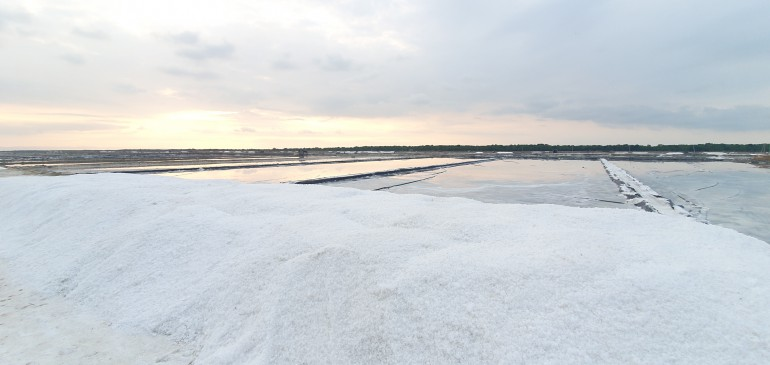 PT Garam Siap Produksi Garam Terbaik