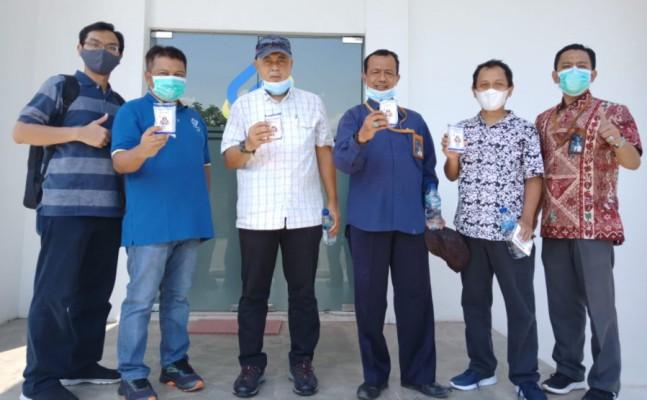 MOU dengan PT Kaltim Parna Industri, PT Garam Siap Pasok Garam untuk Pabrik Soda Ash