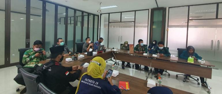 PT Garam Menerima Kunjungan Lapang Dosen & Mahasiswa Universitas Islam Madura