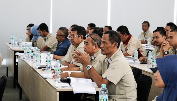 Pelatihan dan Sosialisasi SOP Pengadaan Barang Jasa PT Garam